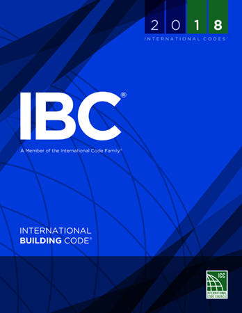 International Building Code Book Cover
