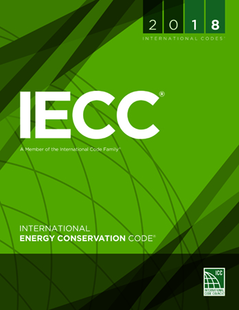 International Energy Conservation Code Book Cover