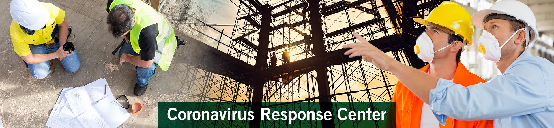 Coronavirus Response Center